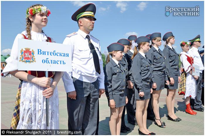 Слет юных инспекторов