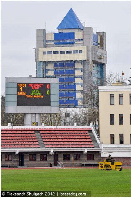 """Спорткомплекс """"Брестский"""""""
