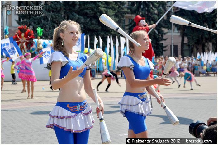 Брест. День города 2012