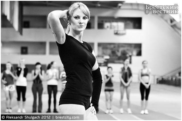 Королева фитнеса 2012