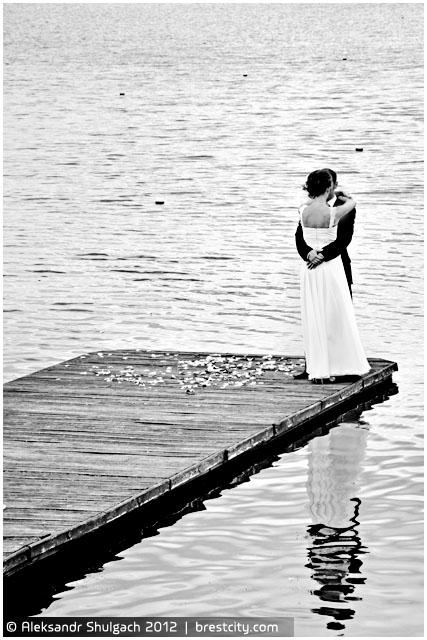 Свадьба на Гребном канале