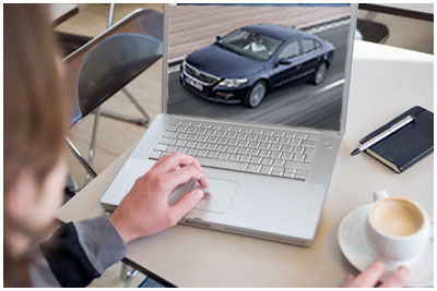 Покупка автомобиля через Интернет