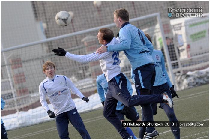 Футбольный турнир в Бресте Winter Cup 2013