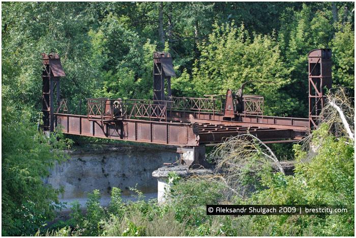 Бригидский мост в Брестской крепости