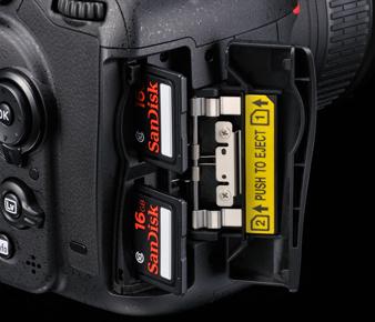 Новая фотокамера Никон D7100