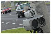 Мобильный датчик скорости на улицах Бреста