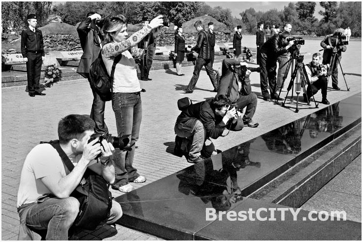 День фотографа. Соврменные фотографы. Брест