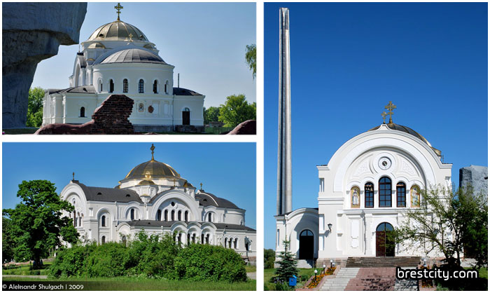 Гарнизонная церковь в Брестской крепости сегодня