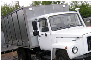 Автомобиль ГАЗ-3309