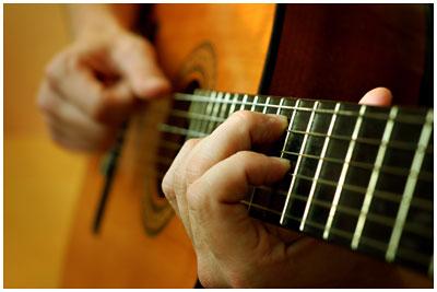 Гитара. Фестиваль авторской песни