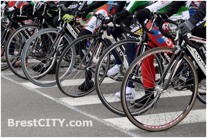 Многодневная велогонка 19-24 августа в Бресте