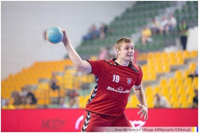 Кирилл Князев, игрок команды БГК
