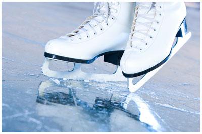 Свободное катание в Бресте на коньках. Ледовый дворец