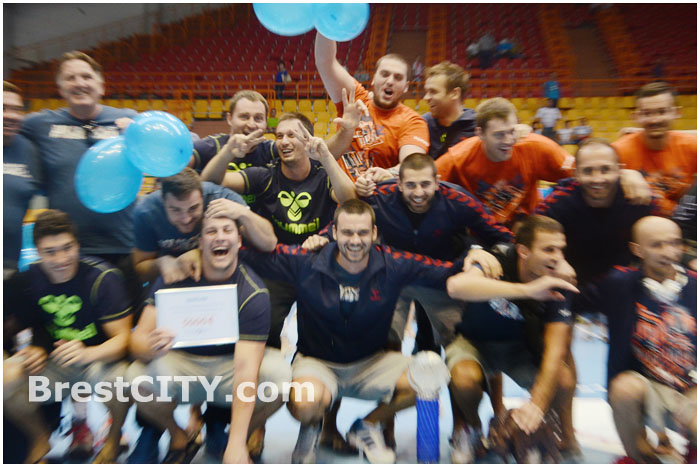 Кубок Белгазпромбанка 2013