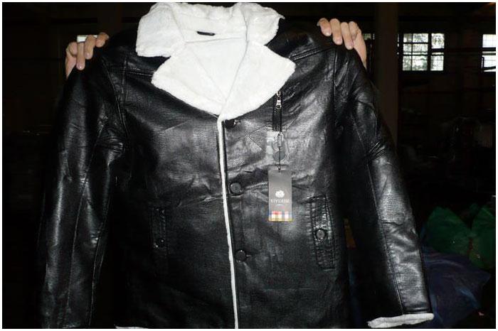 Крупная партия курток изъята на Брестской таможне