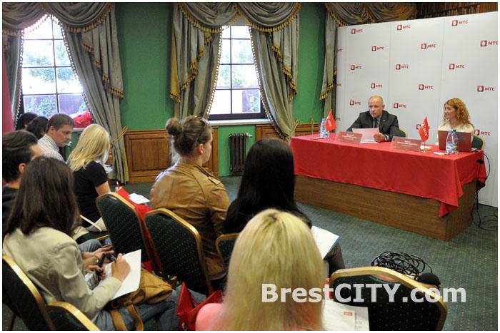 Миллионный абонент МТС в Брестской области