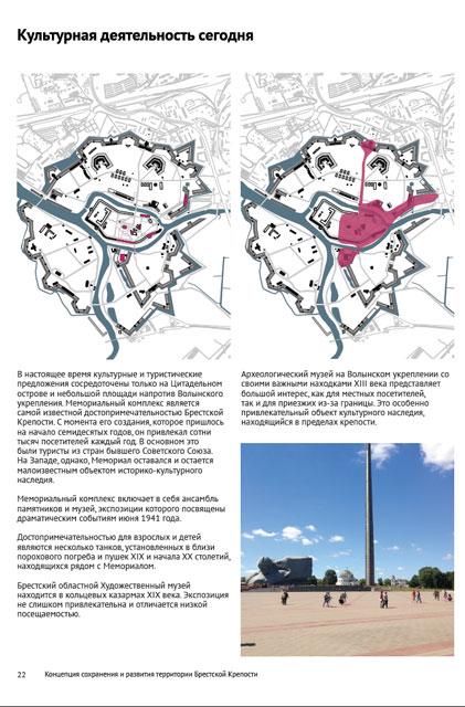 Проект Брестской крепости