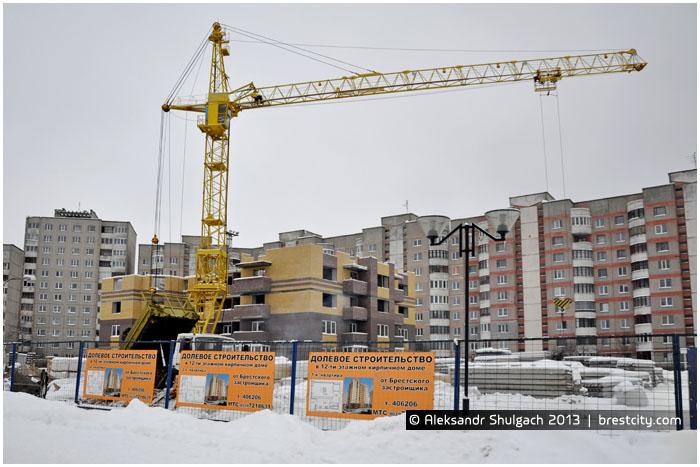 Строительство льготного жилья в Беларуси