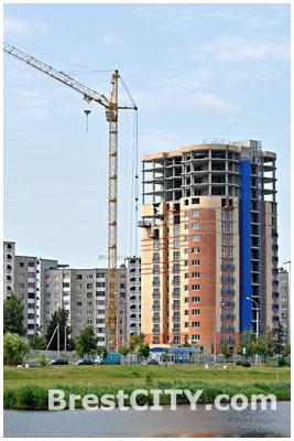 Строительство жилья в Бресте
