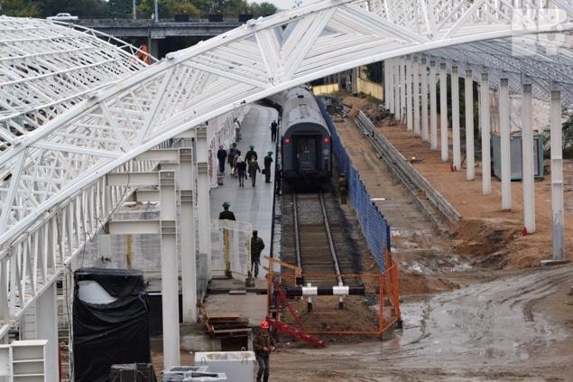 Реконструкция ЖД вокзала в Бресте