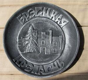 Сувениры в Брестской крепости