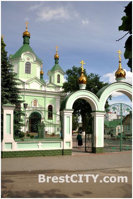 Cвято-Симеоновский кафедральный собор в Бресте