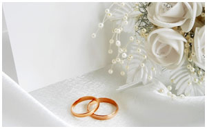 Свадьба. Обручальные кольца