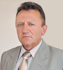Викто Василевский - редактор газеты