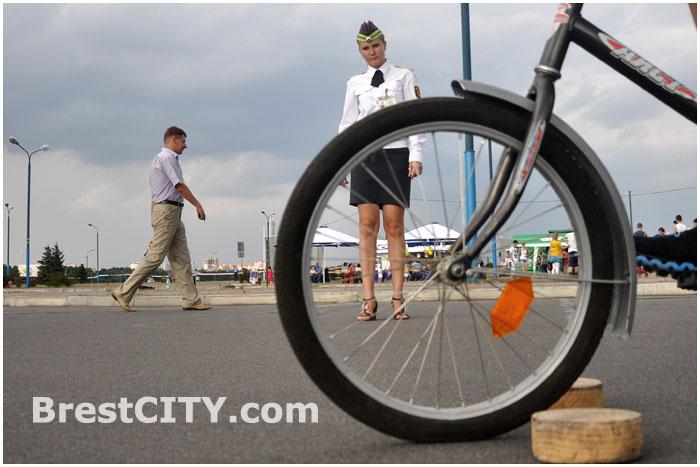 Велосипеды в Бресте