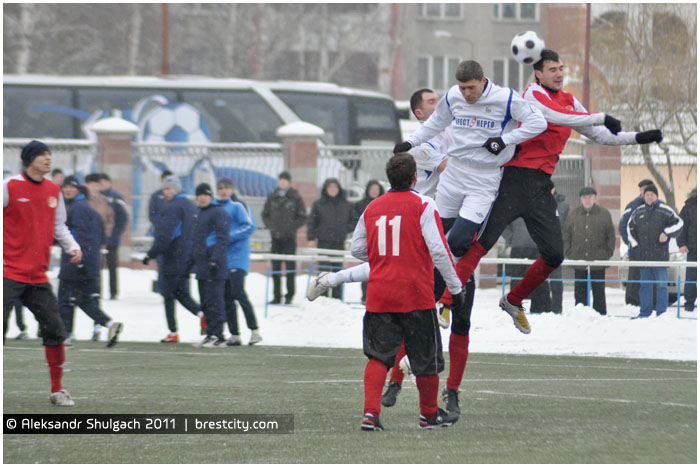 Brest Winter Cup 2013