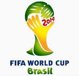 Эмблема чемпионата мира по футболу в Бразилии 2014