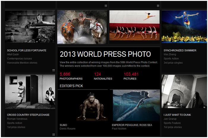 Победители World Press Photo 2013