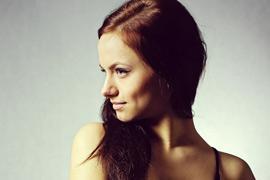 Студентка Яна Буцкевич из Бреста. Участница конкурса
