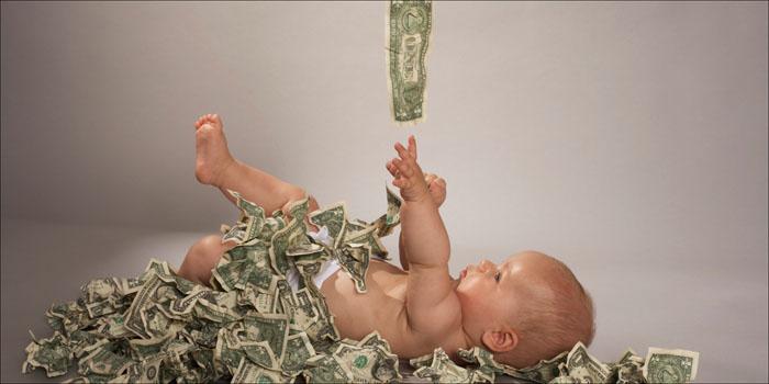Депозит на 10 тысяч долларов при рождении третьего ребенка в Беларуси