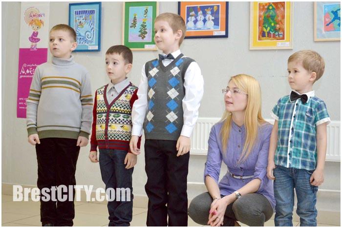Роспись новогоднего пряника и открытие детской выставки в ТЦ Gallery Grand