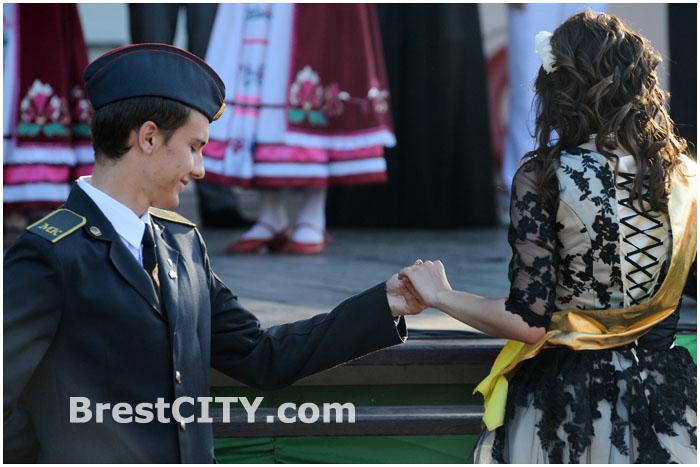 Алые паруса в Бресте 11.06.2014