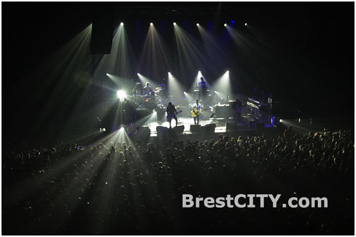 Выступление группы БИ-2 в Ледовом Бреста