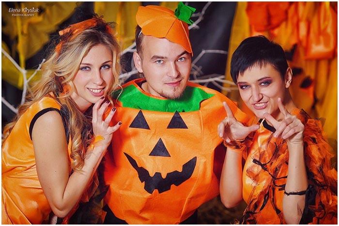 Фотосессия на Halloween в Бресте