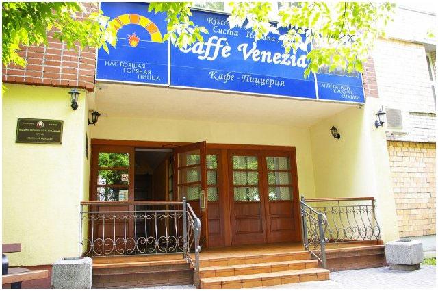 Кафе Венеция в Бресте на Набережной