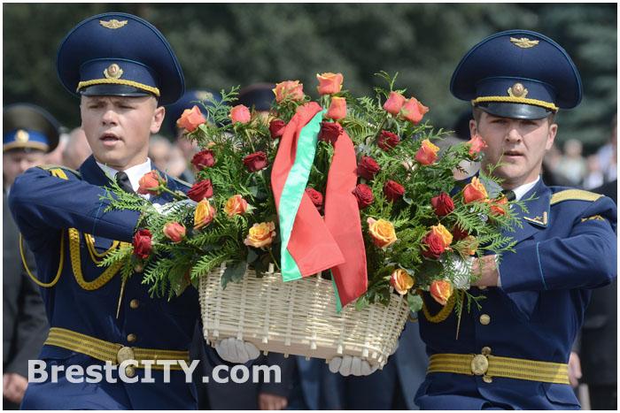 Брест отмечает День Независимости. 3 июля 2014