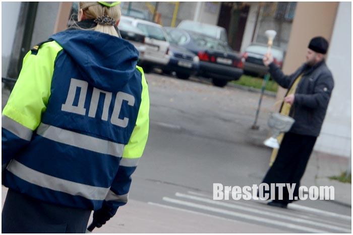 День памяти жертв ДТП в Бресте 16 ноября 2014