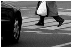 В Бресте на пешеходном переходе сбили человека