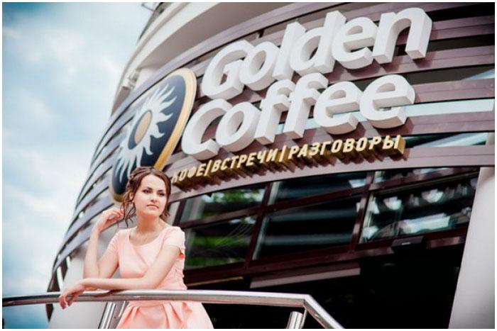 Голден кафе в Бресте на Советской