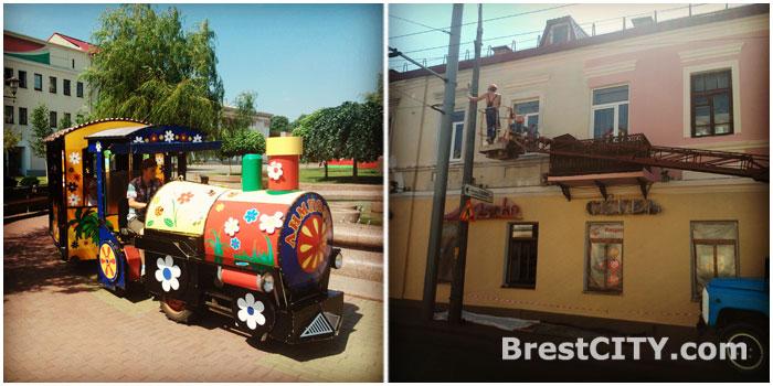 Фотографии города Гродно в инстаграм
