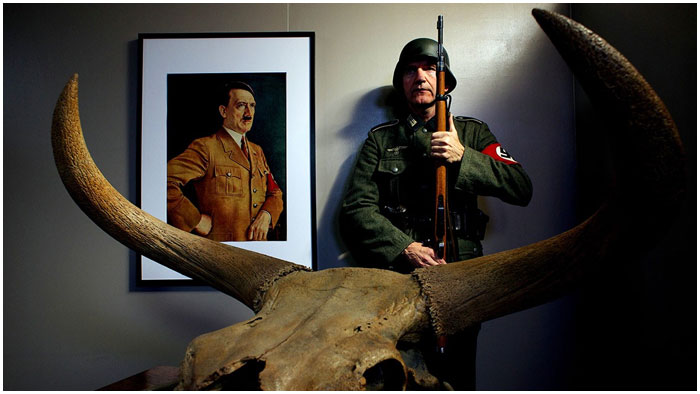 Эксперименты Гитлера в Беловежской пуще