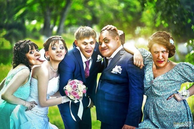 Как не надо снимать свадьбу. Примеры плохих свадебных фото