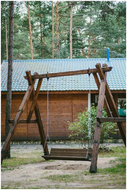База отдыха Комарово в Кобринском районе