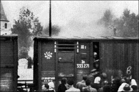 Первая депортация из Западной Беларуси началась в феврале 1940 года. Источник: naviny.by