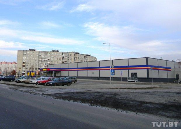 Магазин MARTINN в Бресте на Ясеневой