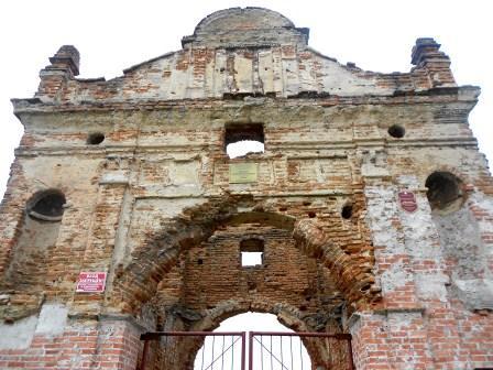 Монастырь картезианцев в Березе